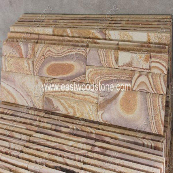 sandstone veneer for wall veneer decoration
