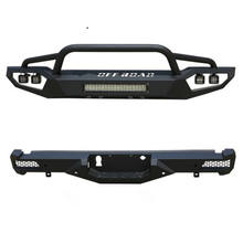 KSC AUTO high quality heavy duty bumpers off road bumpers for Chevrolet Colorado 2012-2018