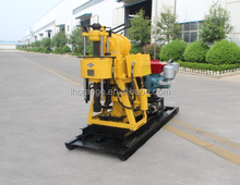 Hz series Core Drill Rig /   Portable Diesel Hydraulic Hard Rock Drilling Machine