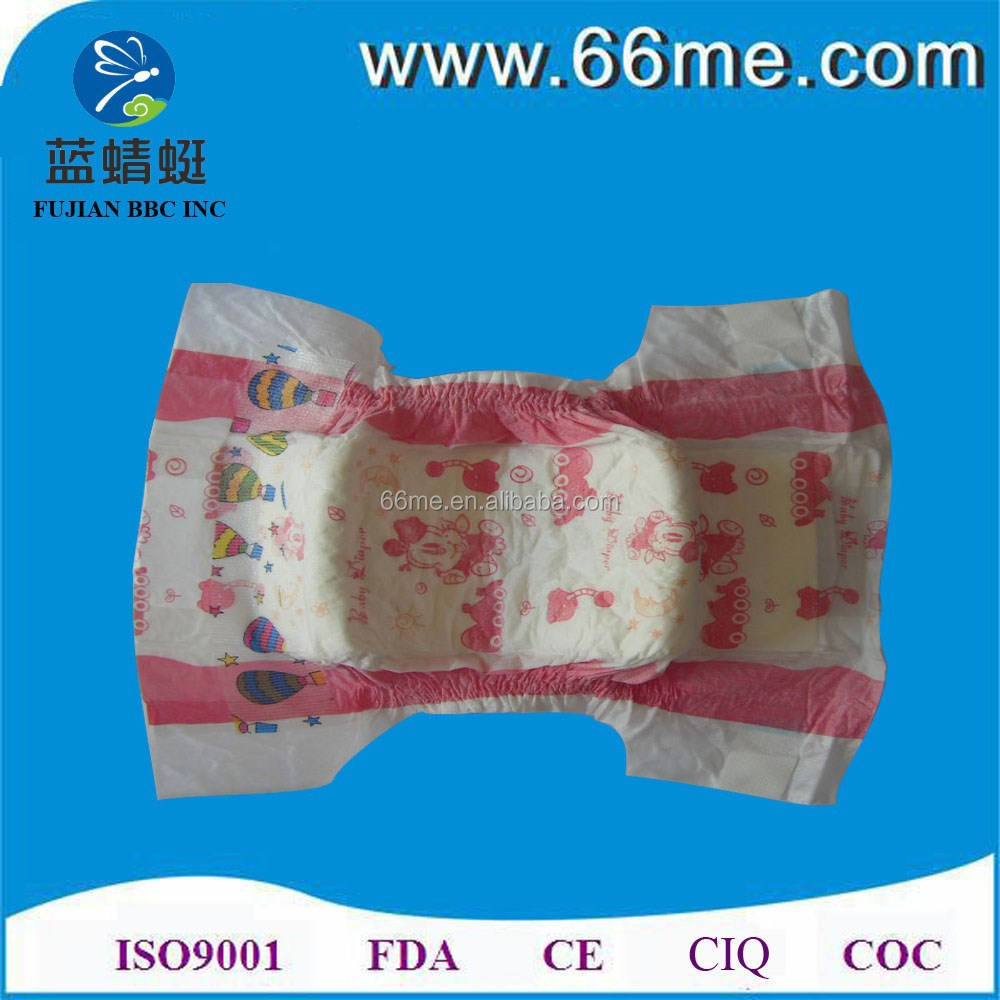 Wholesale Baby Products Disposable Baby Diapers in bulk