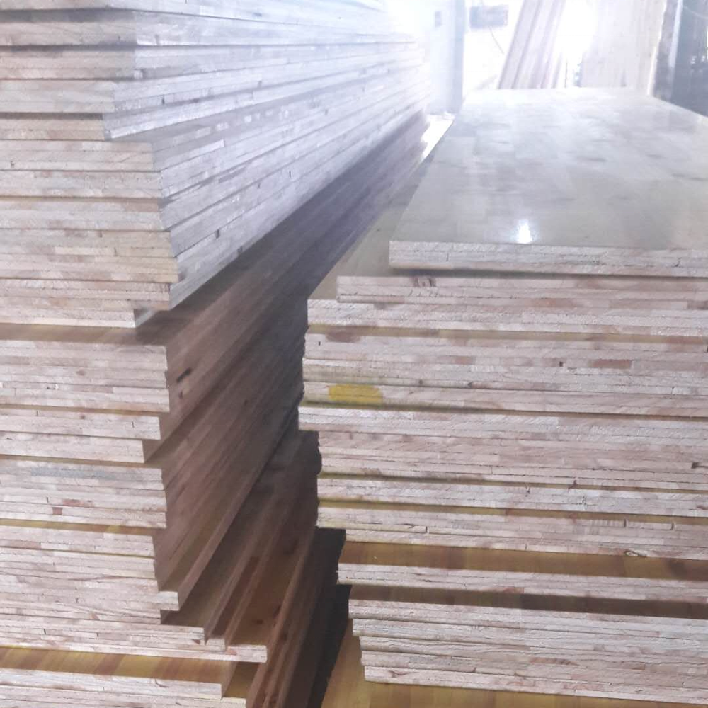 500 Mm Lebar 3-Ply Kuning Bekisting Panel