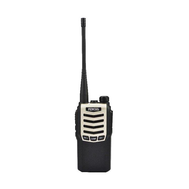 Cheap FM 2 way Radio With Monitor Function Meet IP65 Waterproof Level portable Two way radios