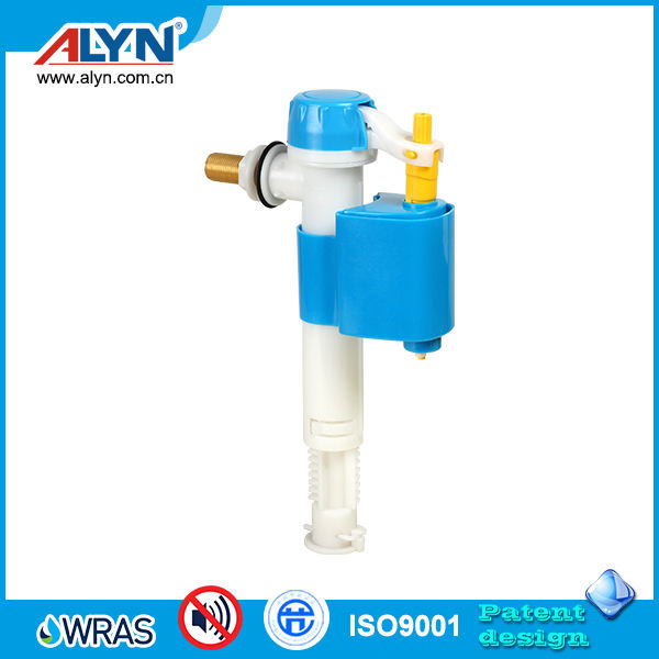 Anti-siphon POM adjustable tank replacement fill valve