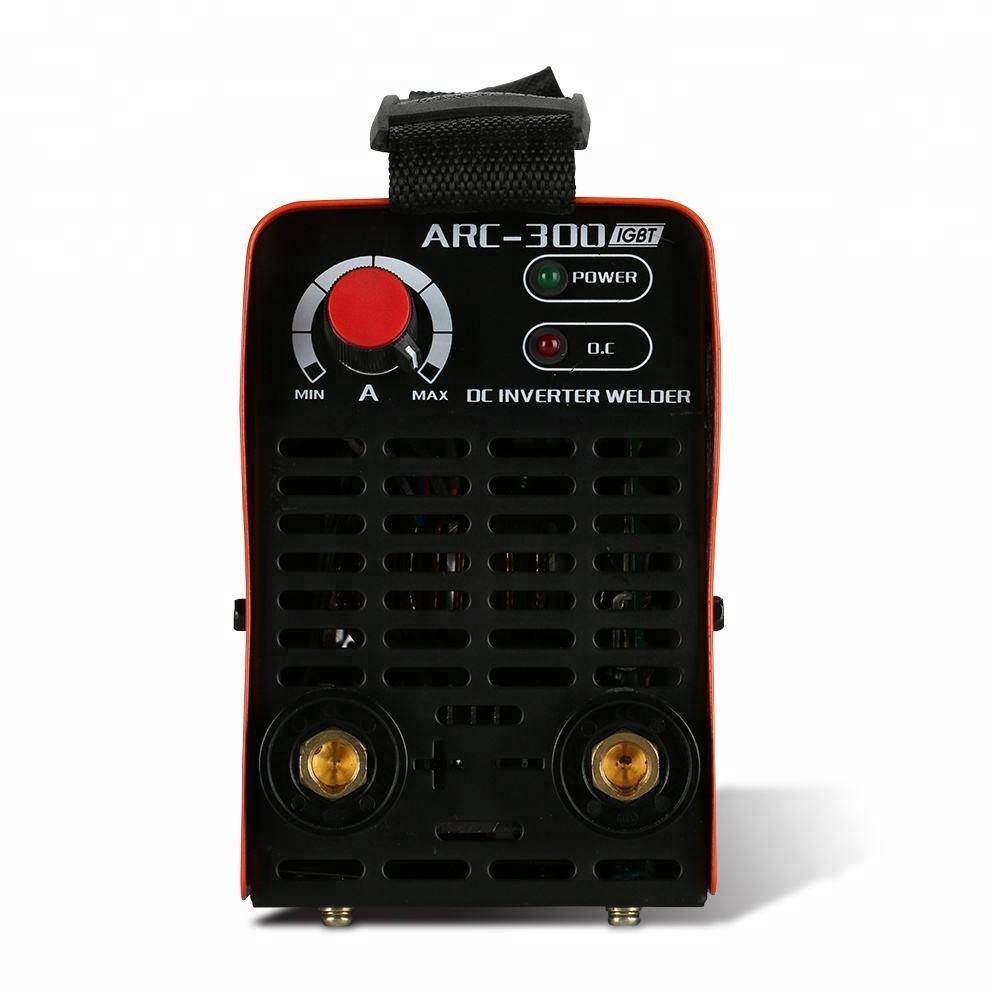 MMA300 IGBT Inverter ARC Welding Machine Mini ARC Welder DC 220V 50Hz ARC300