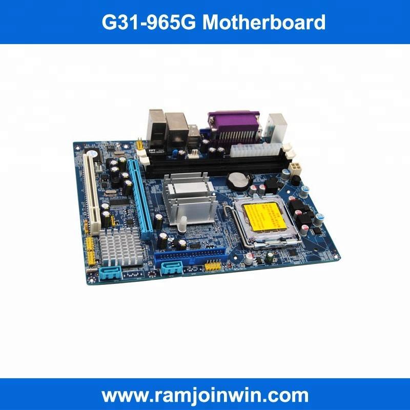 インテル 965 グラム + ICH6 DDR ギガバイト 4 チップセット LGA775 マザーボード