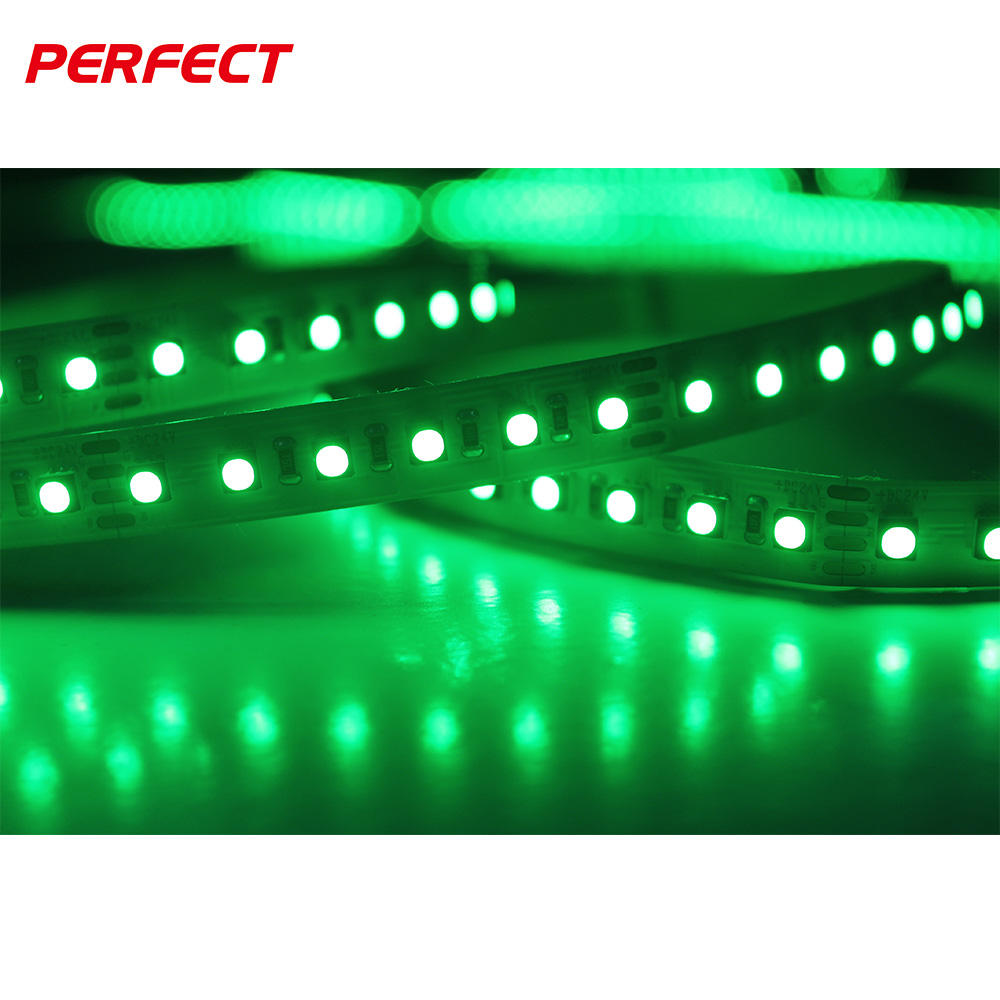10mm width New Products 120LED 24V 3535 RGB IP20 LED Strip Light For Clothes
