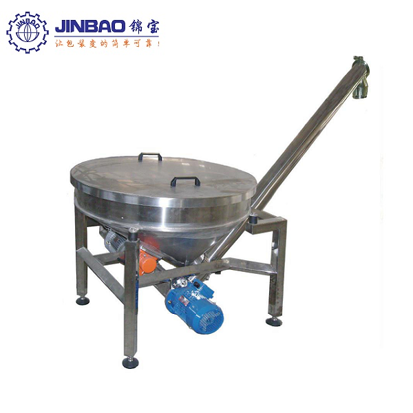 Stainless steel screw feeder machine powder lifting use automatic for sale