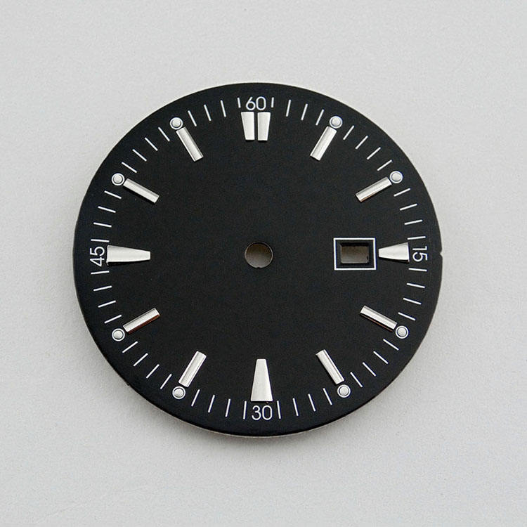 Shenzhen Manufacturers Making Custom Good Quality Sunray Date Window Indexes For Watch Dials