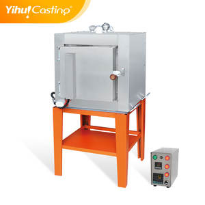 wax-lost casting Burnout oven with double temp. controller,casting machine