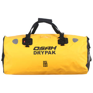 High Capacity 60L Water proof motorcycle barrel rolling duffle bag
