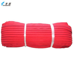 Made in China high quality long nylon zipper roll