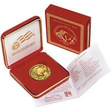 gold commemorative coin