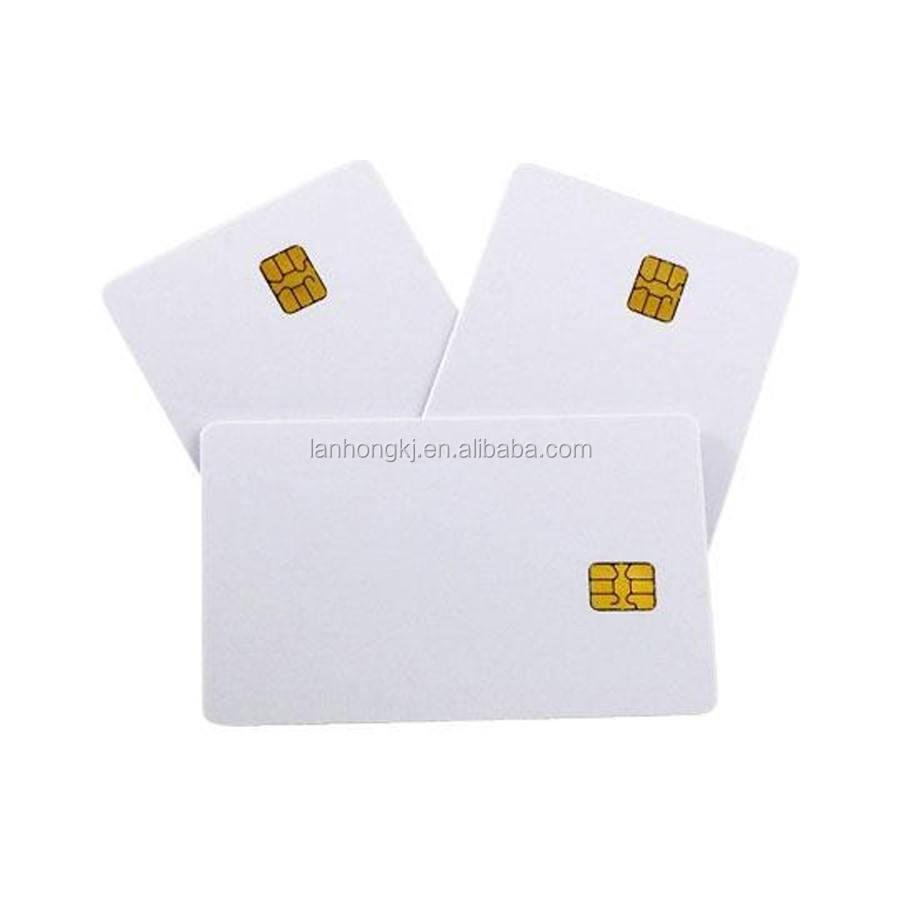 25 SLE4428 Hi Chip Mag Stripe Inkjet Printable Blank PVC Card For Epson Printer