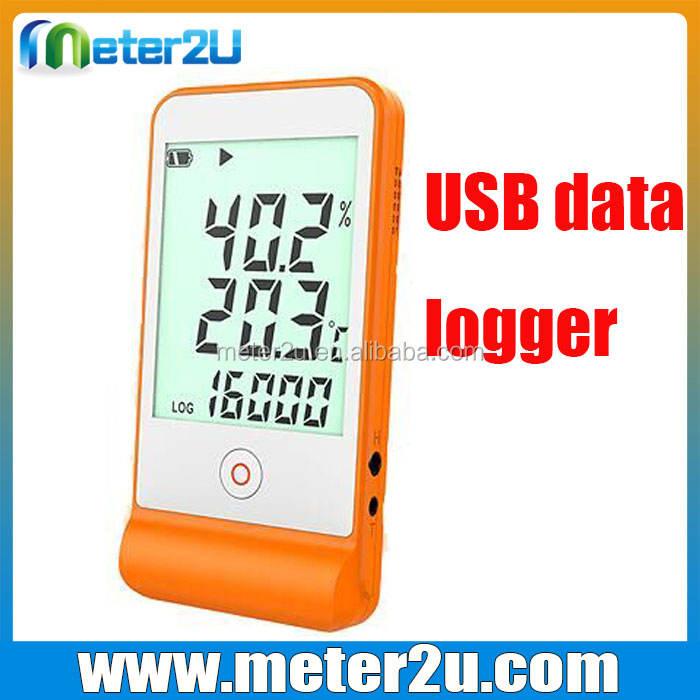 Trung quốc nhiệt độ độ ẩm dữ liệu data logger dữ liệu khai thác gỗ phần mềm