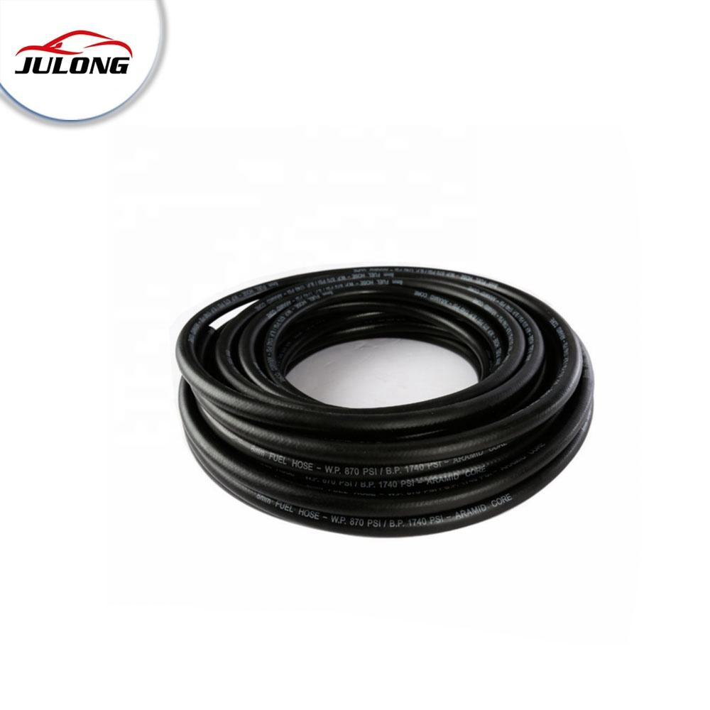 wholesale top quality sae 30 6mm fuel oil rubber car engine hoses