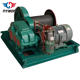 Fast speed Coal mine copper mine mining winch rock lifting equipment