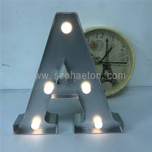 sign plastic bulbs letters advertising front light acrylic 3d led channel letterlighted restroom signs