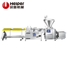 Automatic sausage/production making line