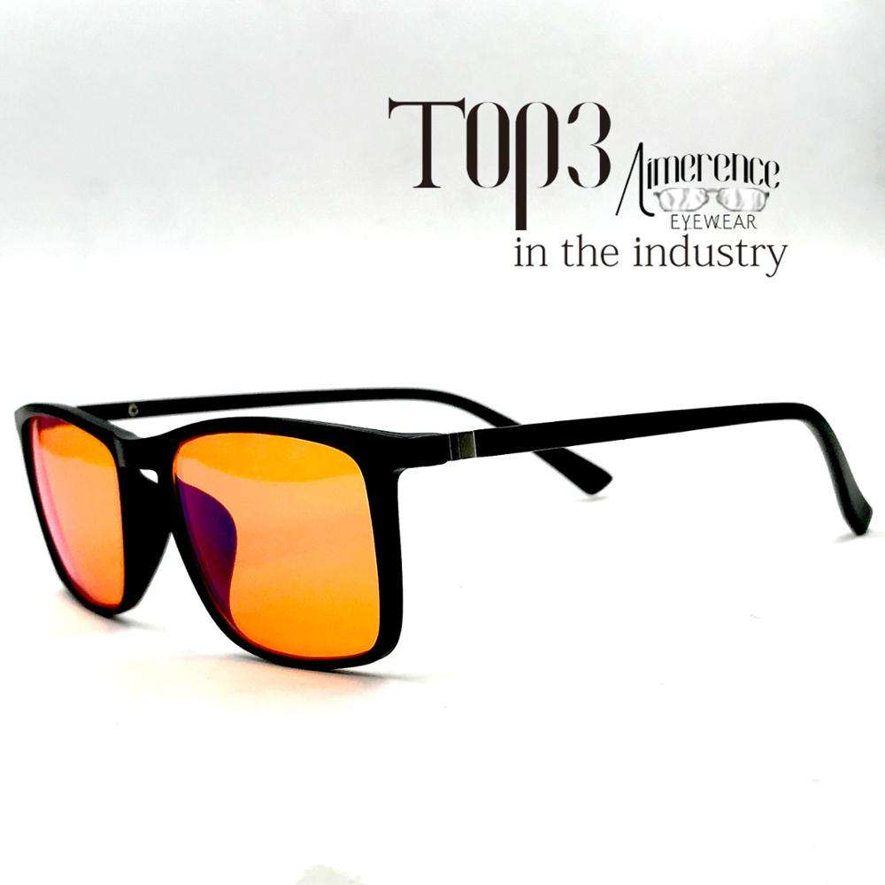 100% Blocking Blue Light Glasses 2019 Anti Blue Light Glasses Spring Hinge Gaming Glasses