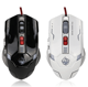 China manufacturer optical 6D usb wired gaming mouse