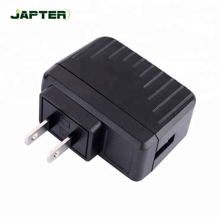 ONS hoge kwaliteit 5 v 10 w 2a wall charger dc plug power adapter
