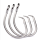 2018 New11/0 to 16/0 Saltwater Standard Size High Quality Stainless Steel Tuna Circle fishing hook For sea fishing hooks