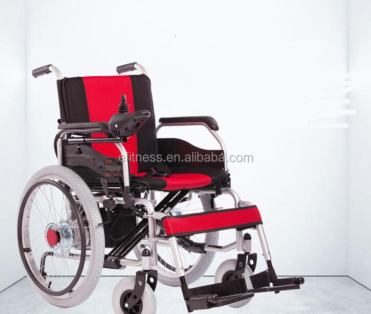 Lightweight Foldable electric wheel chair/wheel chair electric