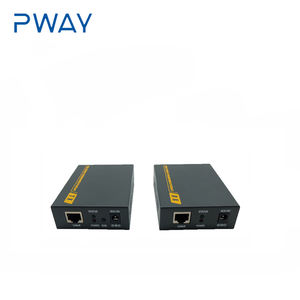 PWAY RF to AV converter Full HD 1080 จุดสาย Cat6 * 60 เมตร RF to usb converter