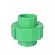 China suppliers Full size PPR fittings PPR Union combination pipe accessories all types of ppr pipe fittings
