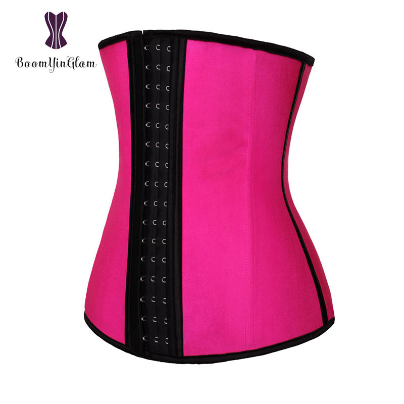 Shapers Product Type And Adults Age Group Waist Trainer Latex Waist Cincher Corset