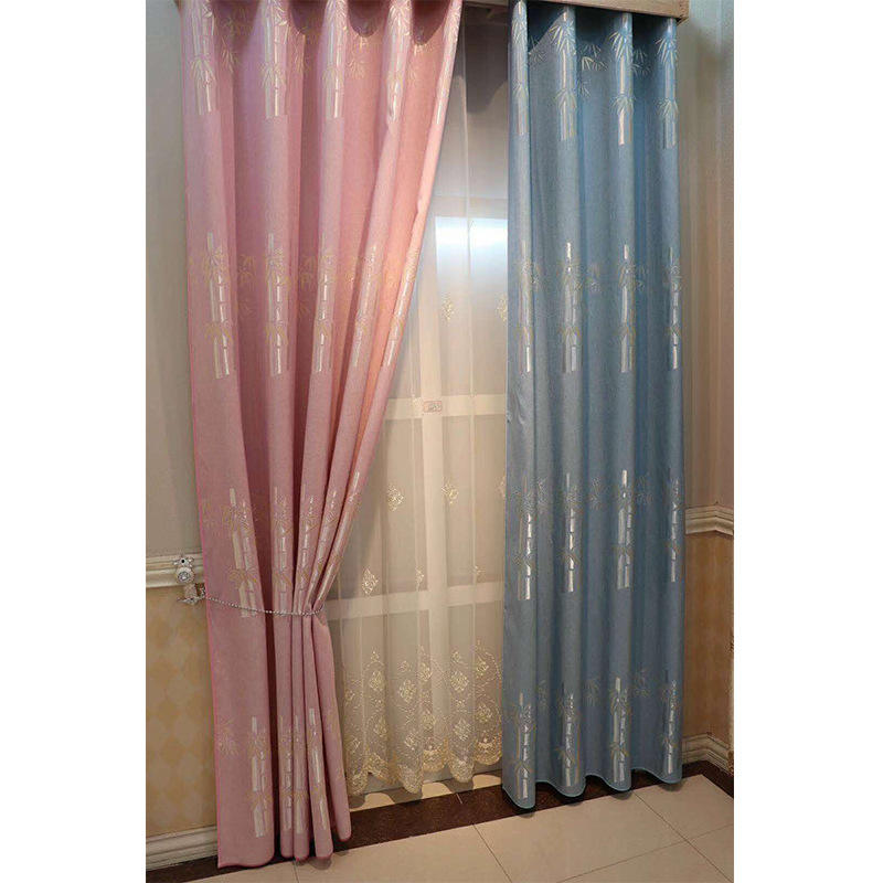 Products Supply Bed Room Sets Curtain, Best Selling Products Curtain Jacquard For Bedroom Set/