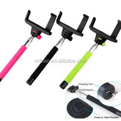 Newest Bluetooth Monopad Z07-5 Wireless Mobile Phone Monopods for iPhone
