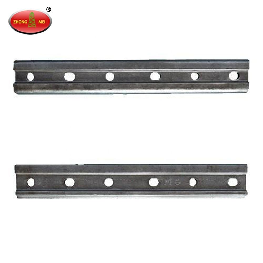 High Quality 50Kg/M Railway Fish Plate Used For Steel Rail On Sale
