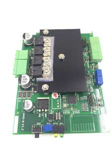 CCTV Board Camera PCB PCBA Assembly Fabrikant met Turnkey Dienst