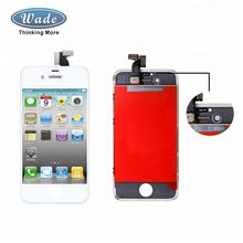 Trade Assurance NEW Display With Touch Screen Replacement LCD for iphone 4 4G 4S GSM CDMA have ready stock with good quality