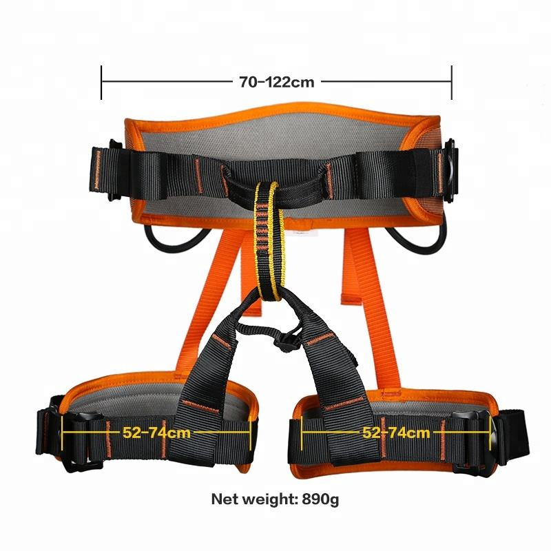 XINDA cheap price personal protective half body climbing harness