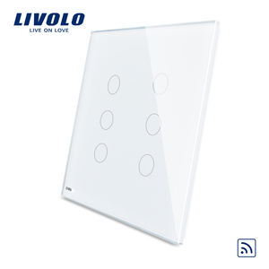 Livolo Smart US Standard 3 갱 socketuniversal 및 3 갱 Remote 터치 전 이런거에 예민한 빛 Switch VL-C503-11/VL-C503R-11
