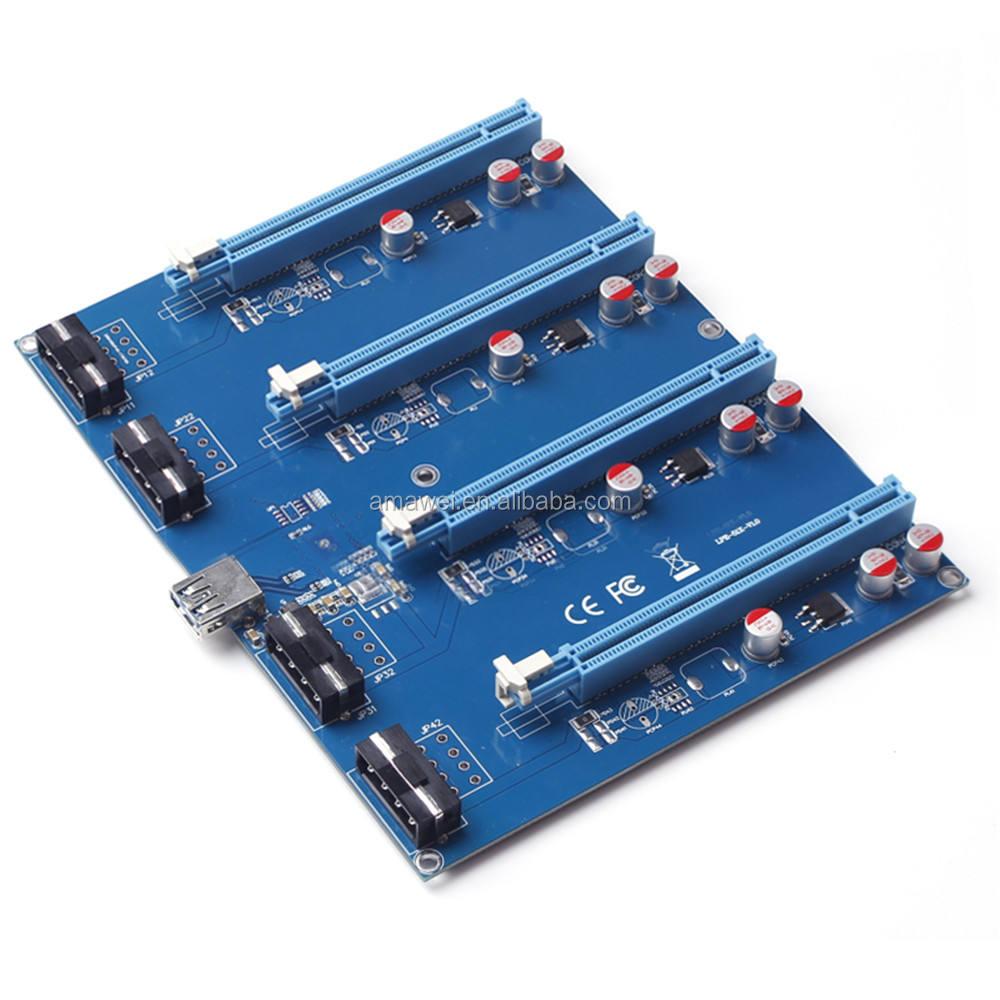 *NEW* Supermicro RSR64/_1U PCI-X 1U 64-bit Riser//Extender Card Board