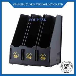 SP-STA-04-1 ESD mẫu miễn phí mẫu nhựa bền với giỏ