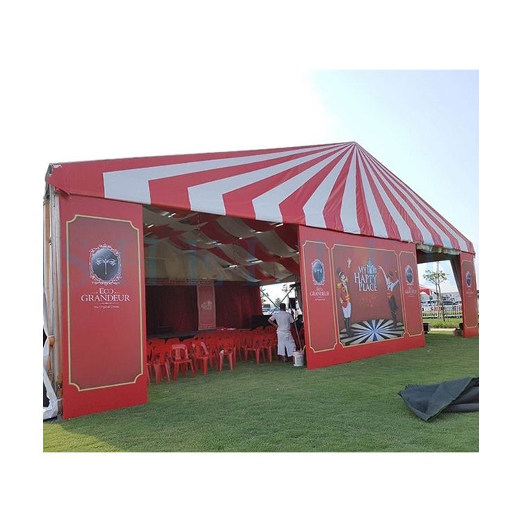 The Latest High Quality Outdoor Circus Tent für Sale