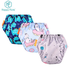 HappyFlute Favorable Price organic cotton baby bamboo training pants