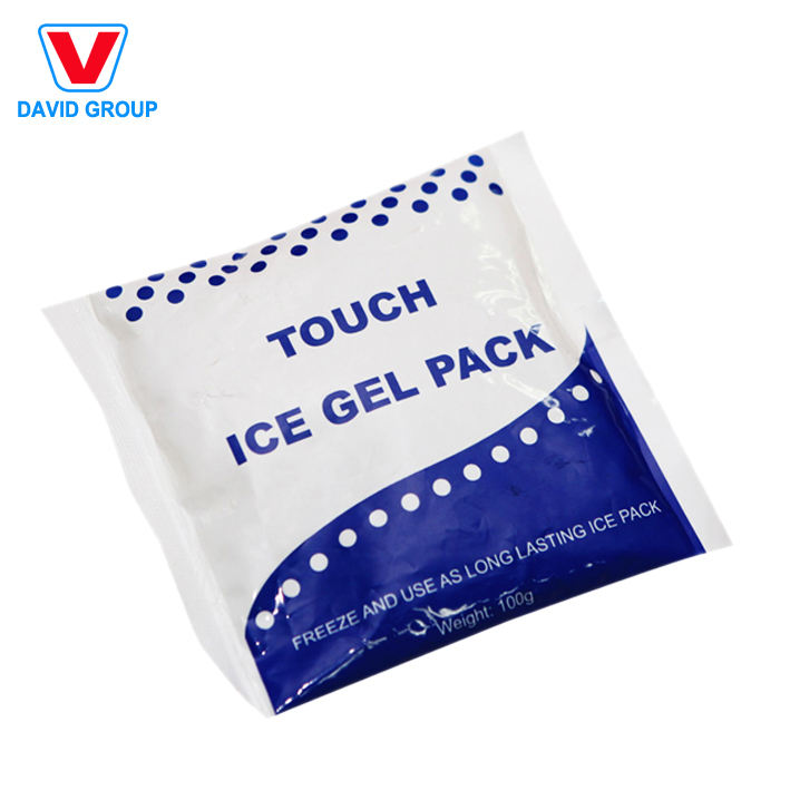 Food Grade PEPA Freeze Cold Pack Gel Ice Pack Cooling bag