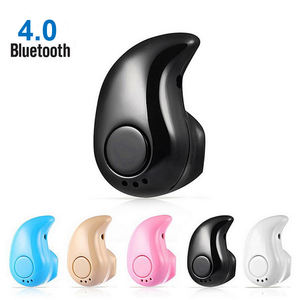Mini style BT V4.0 Sports Earbuds S530 Invisible single wireless headset