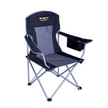 Wholesale quality big deluxe portable lightweight folding camping chair