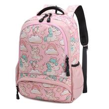 School Backpacks Set Girls Unicorn Backpack with Lunch Bag and Pencil Case Kids 3 in 1 Bookbags Set School Bag