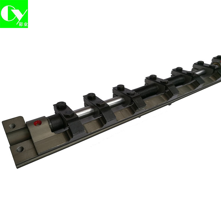 Caiye Printing press accessories for KORS Delivery Gripper Bar
