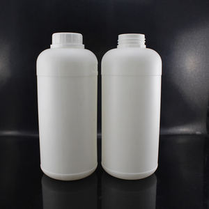 Wholesale 100ml 250ml 500ml 1000ml empty liquid fertilizer HDPE plastic bottle 1L plastic chemical bottle