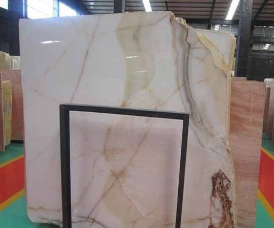 High Quality White White Onyx Marble Price