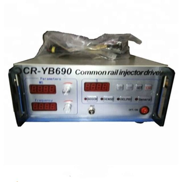 auto electrical Tester CR-YB690 Common Rail Injector support for a variety of brands of common rail injector