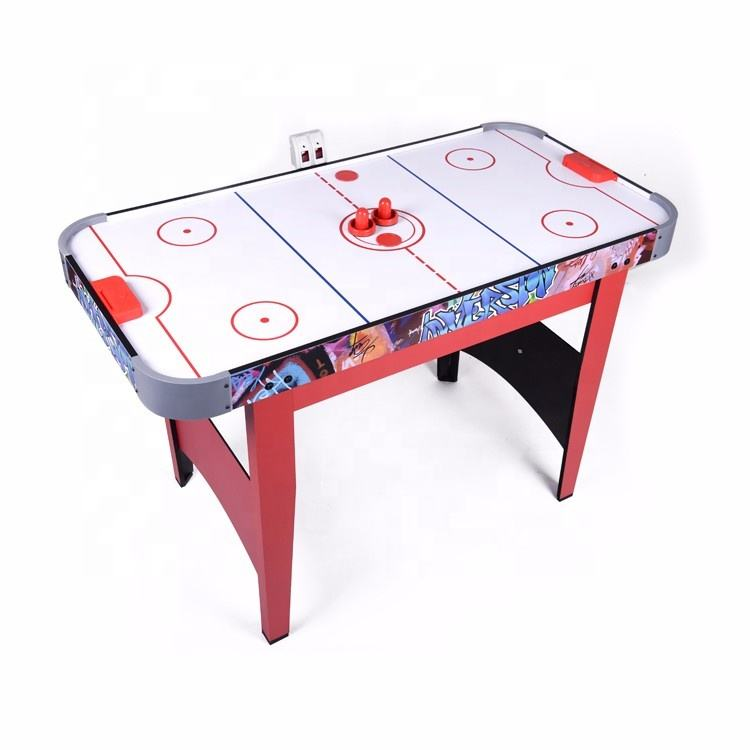 "WINMAX new design 48"" electronic record automatic air hockey game table"